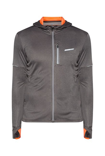 Westsport by Westside Grey Solid Jacket