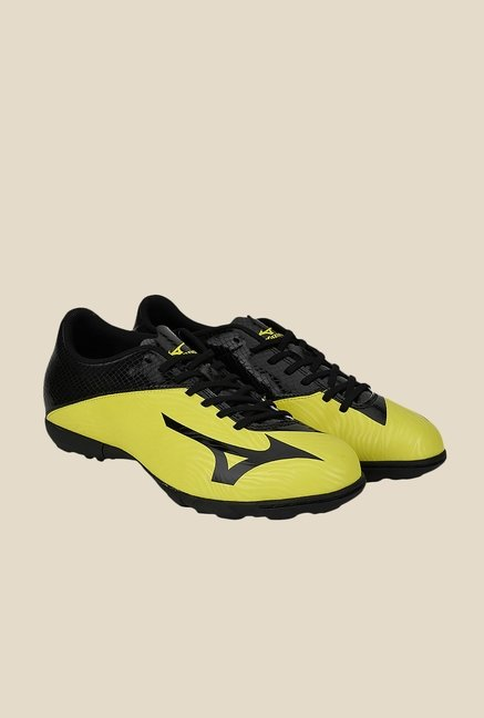 Mizuno Basara 103 IN Green & Black Football Shoes