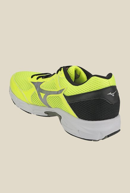 Mizuno Empower 3 Green & Black Running Shoes