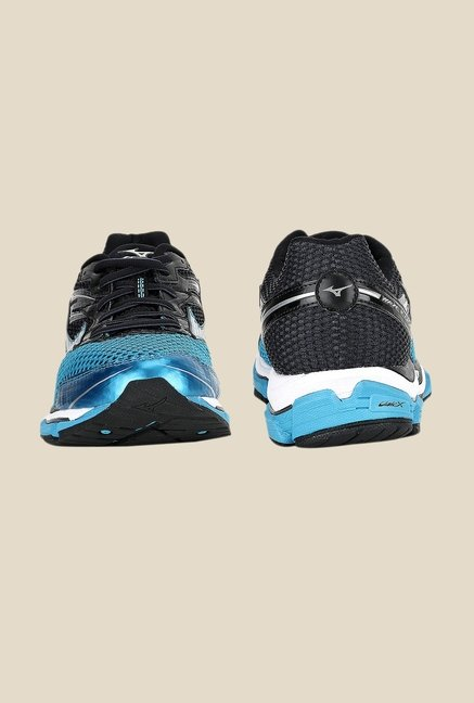 Mizuno Wave Enigma 5 Blue & Black Running Shoes