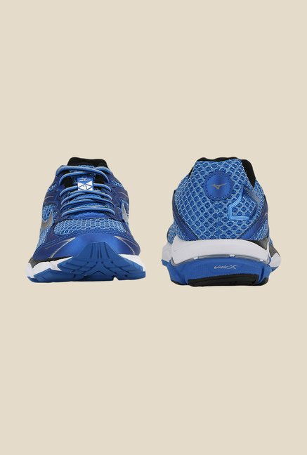 Mizuno Wave Ultima 7 Blue & Black Running Shoes