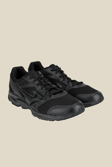 Mizuno Maximizer 18 Black Running Shoes
