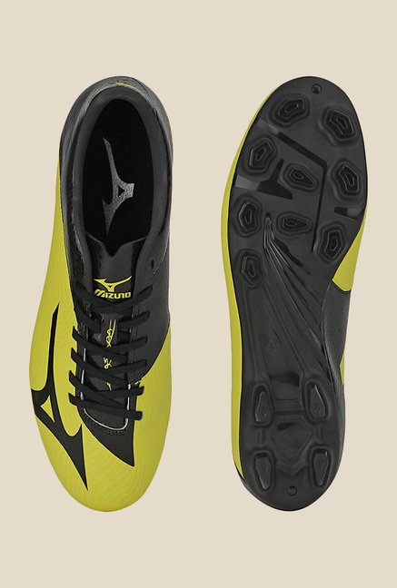 Mizuno Basara 103 AS Green & Black Football Shoes