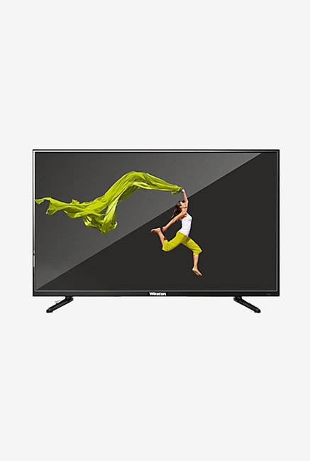 Weston WEL-3200 81.28Cm (32 Inch) HD Ready LED TV (Black)