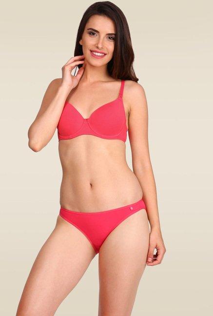40cc6546f39 Buy Jockey Ruby T-Shirt Bra - 1245 for Women Online   Tata CLiQ