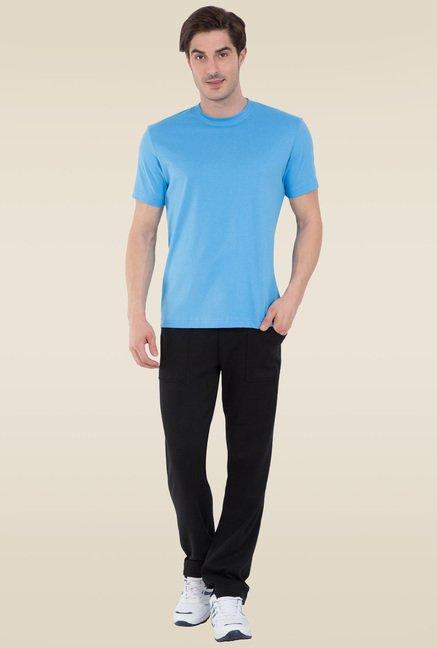26d6e6032106 Buy Jockey Azure Blue Sport T-Shirt - 2714 for Men Online   Tata CLiQ