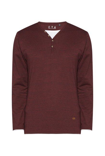 ETA by Westside Wine Solid T Shirt