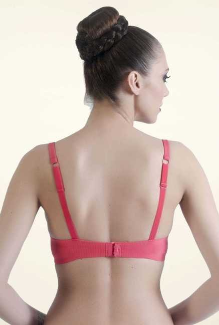 Bwitch Coral Front Open Bra