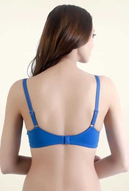 Bwitch Blue Non-wired Seamless Bra