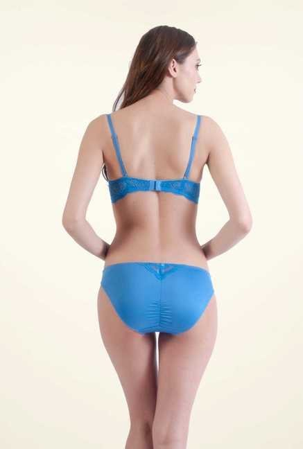 Bwitch Blue Under-wired Seamless Bra