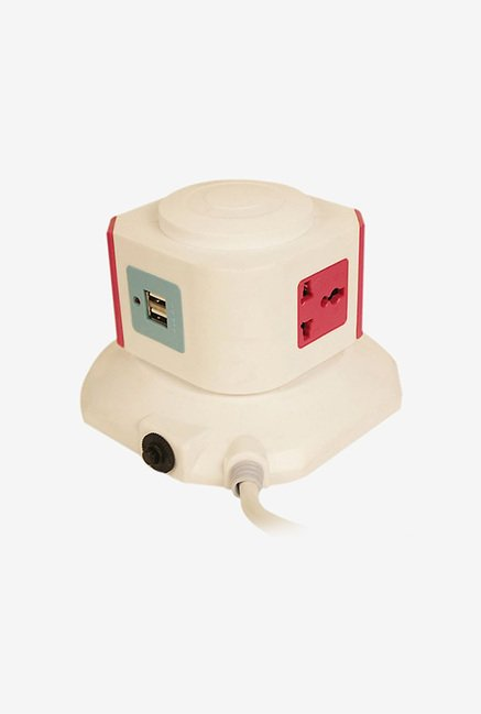 Callmate 12 Two Pin Socket (White)