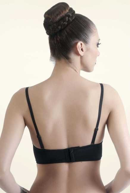 Bwitch Black Balconette Bra