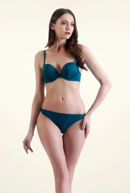 Bwitch Teal Seamless Bra