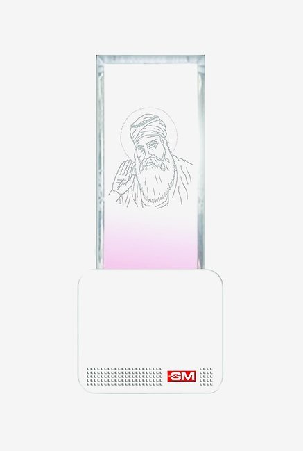 GM 3084 Divine Gurbani 0.5 Watt Edge Glow (White)
