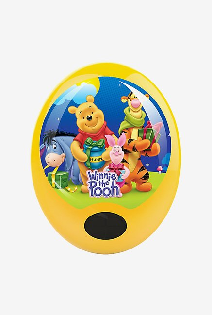 GM 3113 Disney Beetle Lamp Winnie the Poosh (Yellow)