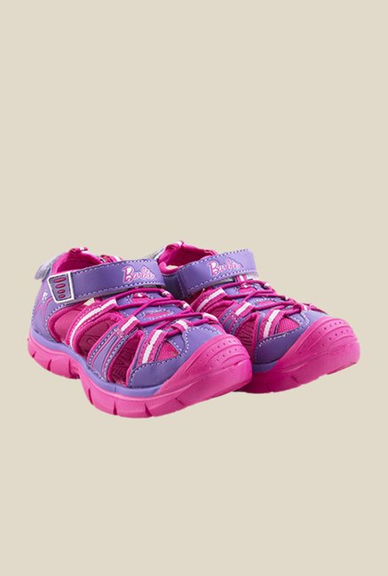 Barbie Magenta Fisherman Sandals