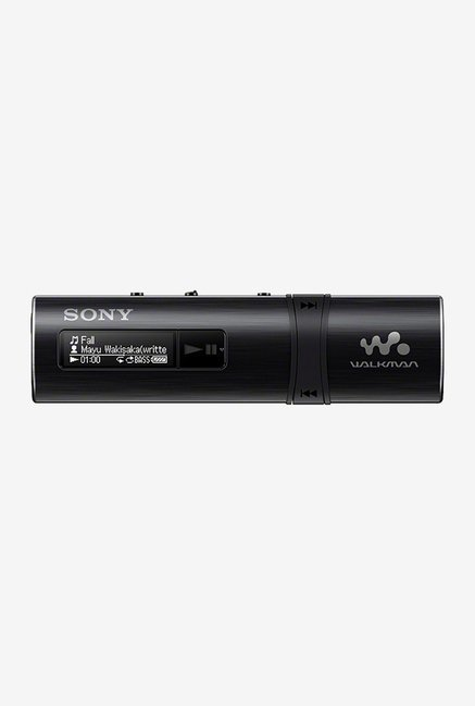 Sony Walkman NWZ-B183F 4 GB MP3 Player (Black)