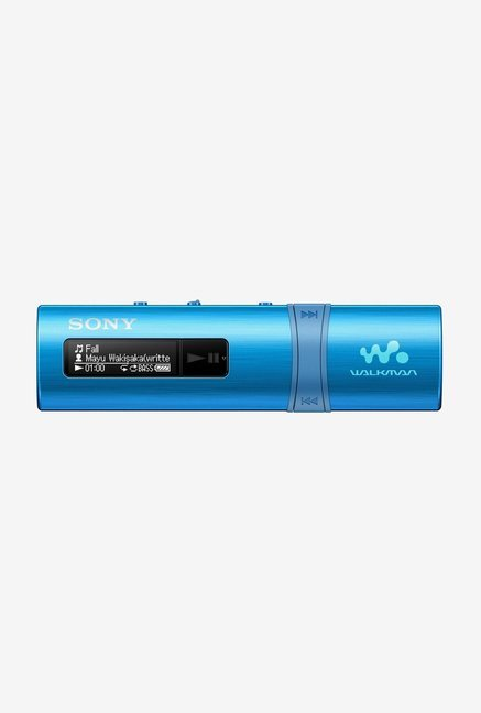 Sony Walkman NWZ-B183F 4 GB MP3 Player (Blue)