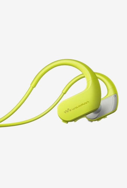 Sony NW-WS413 4 GB MP3 Player (Green)