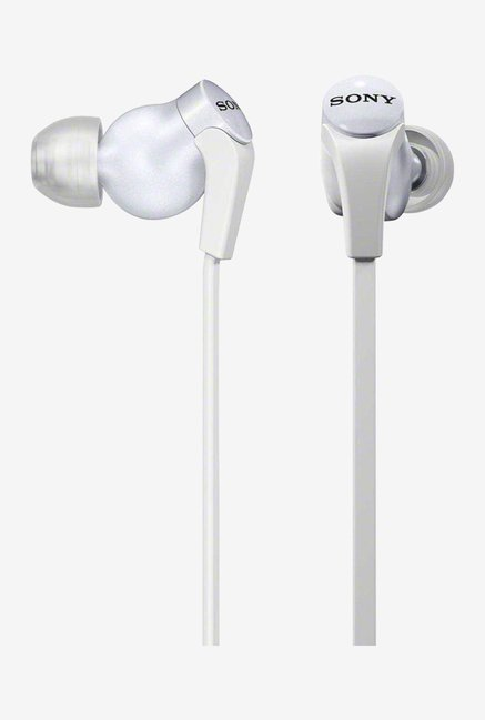 Sony MDR-XB30EX In Ear Headphones (White)