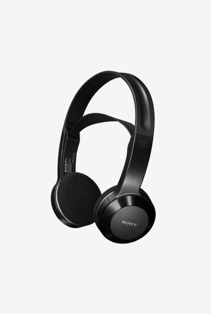 Sony MDR-IF245RK Over the Ear Headphones (Black)