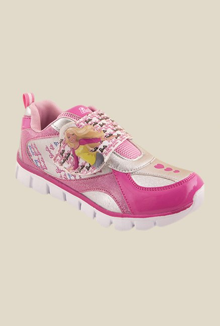 Barbie Magenta Casual Shoes