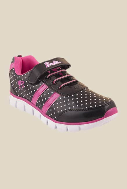 Barbie Black Casual Shoes