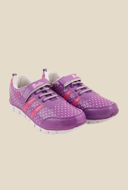 Barbie Purple Casual Shoes