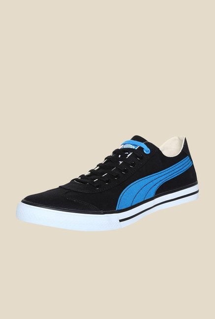 Puma 917 LO 2 DP Black & Cloisonne Sneakers