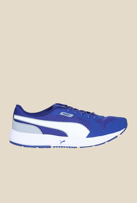 Puma Future II DP Surf the Web & White Sneakers