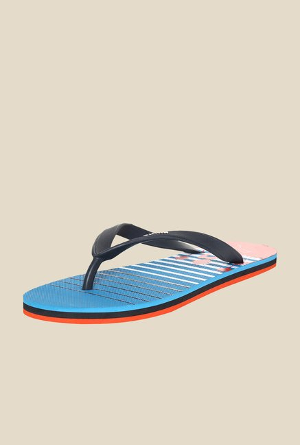 Puma Grace DP Dark Shadow & Hawaiian Ocean Flip Flops