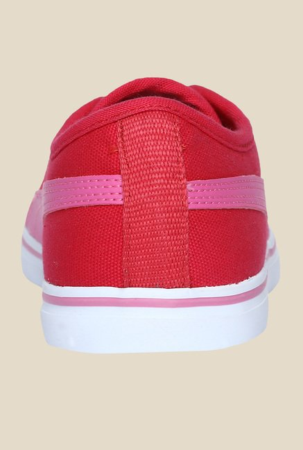 Puma Elsu V2 CV DP Rose Red & Pink Sneakers