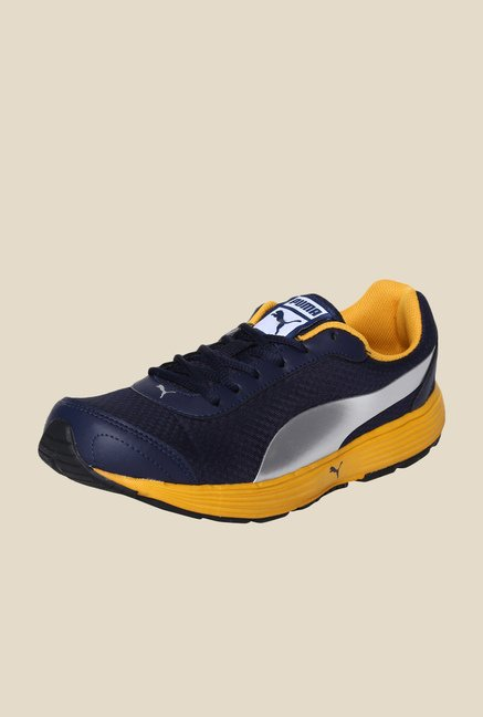 Puma Reef Fashion DP Peacoat & Zinnia Running Shoes