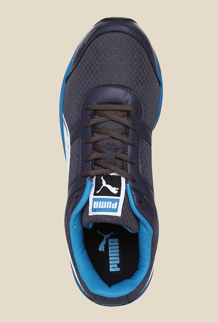 Puma Harbour Fashion DP Periscope & Blue Running Shoes