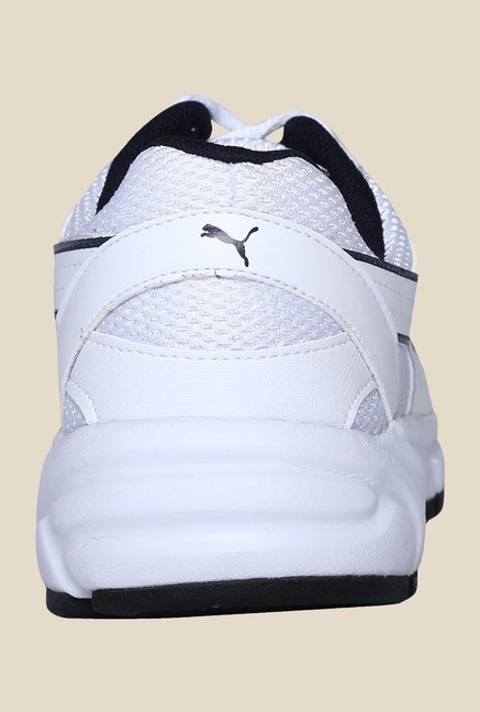 Puma Atom III DP White & Insignia Running Shoes