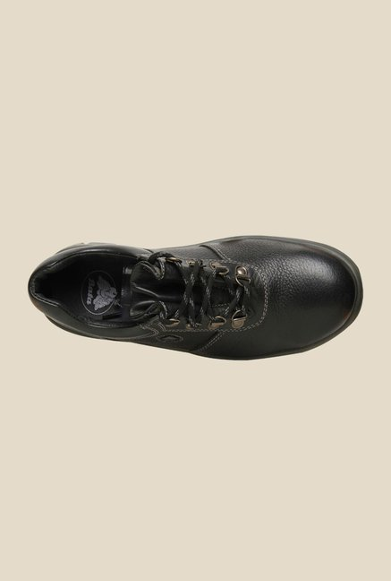Bata Endura L/C Black Casual Shoes