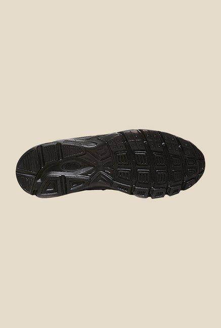 Bata Glair Black Casual Shoes