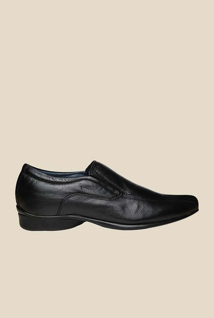 Bata Mint Black Slip-Ons