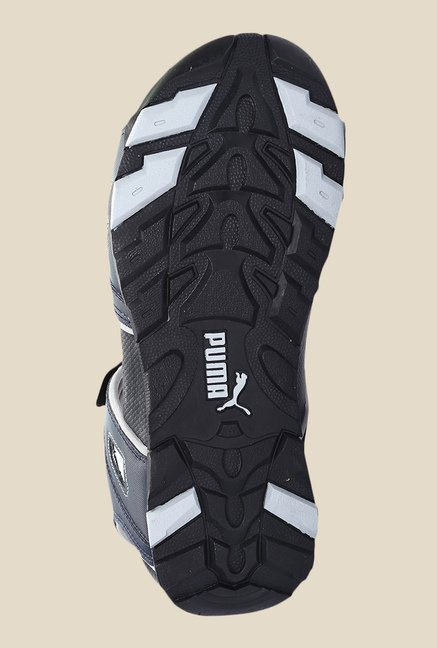Puma Vesuvius DP Surf the Web & Grey Floater Sandals