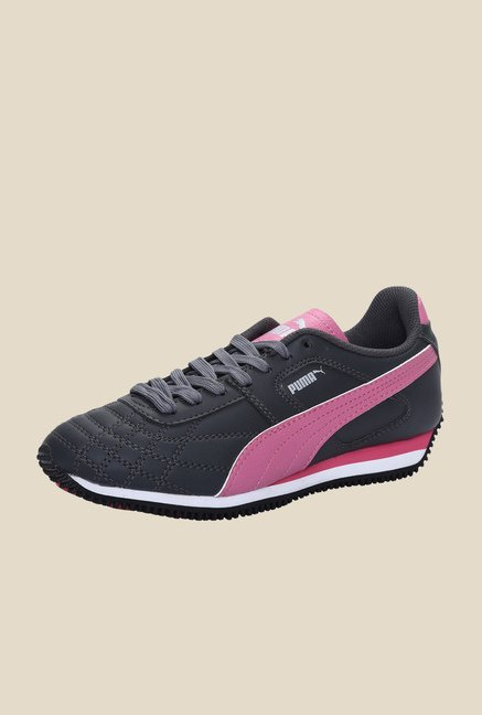 Puma Mexico DP Dark Shadow & Phlox Pink Sneakers