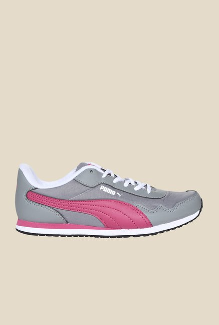 Puma Epoch DP Tradewinds & Fuchsia Sneakers