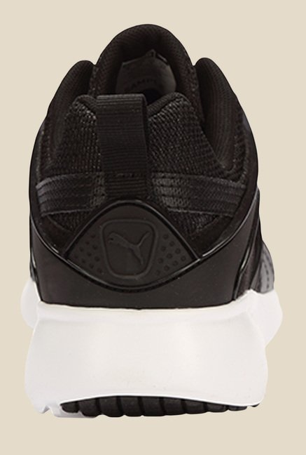 Puma Aril Blaze Black & White Training Shoes