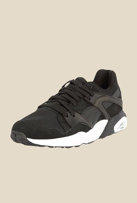 Puma Blaze Black & White Sneakers