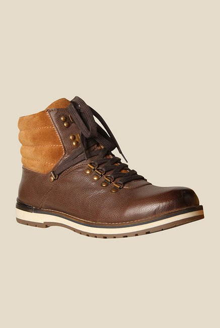 Weinbrenner Cortina Brown Casual Boots
