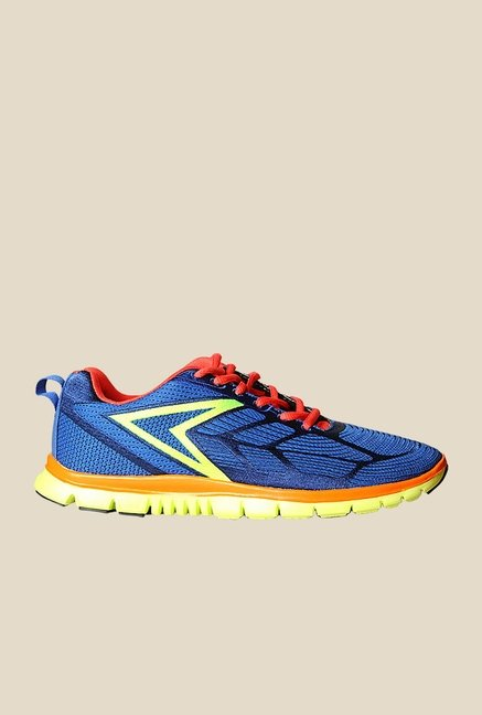 Power Fusion Activelife In Blue Running Shoes