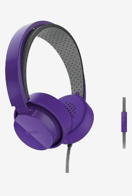 Philips CitiScape SHL5205PP/10 On the Ear (Purple)