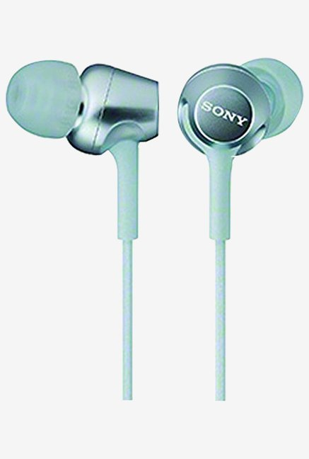 Sony MDR-EX250/L Stereo Japanese Import Earphones (Green)