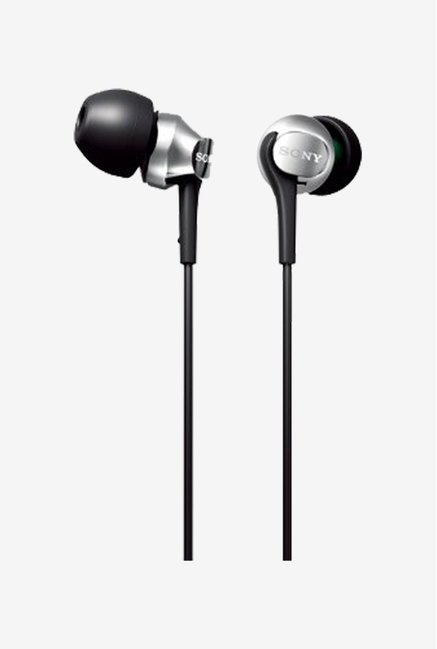 Sony MDR-EX60LP (S) In-Ear Headphones (Silver)
