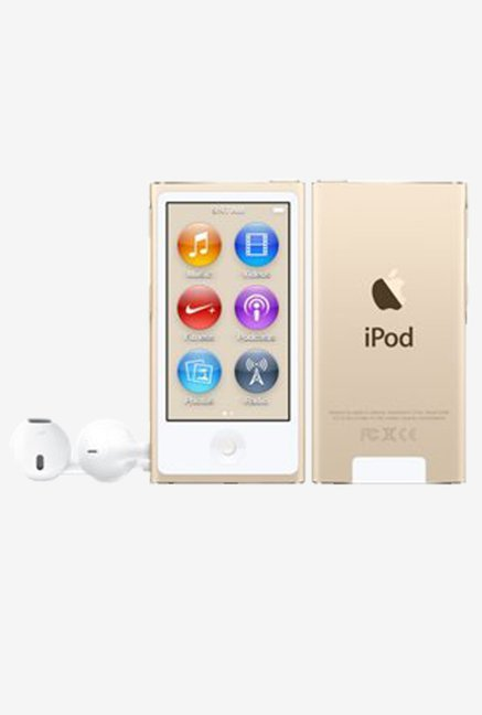 Apple Ipod Mkmx2hn/A 16GB Nano (Gold)