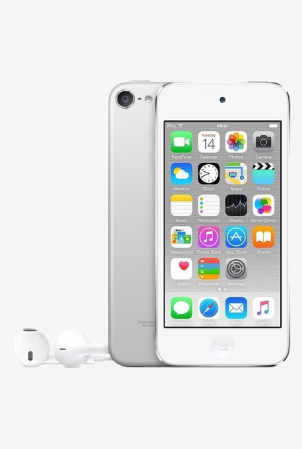 Apple Ipod Touch 6th Generation 128 GB (Silver )